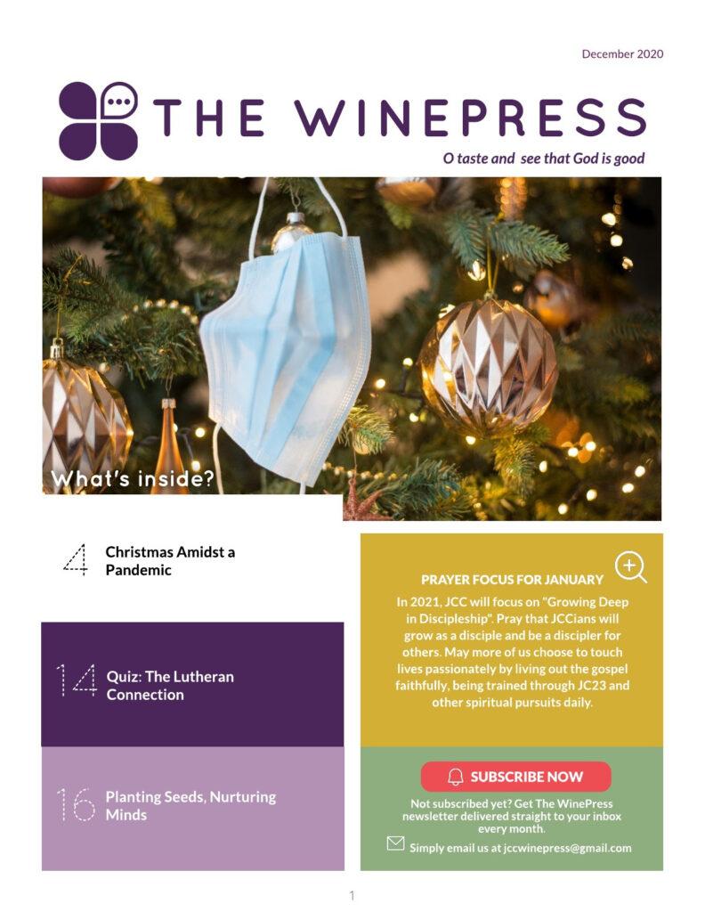 WinePRESS December 2021