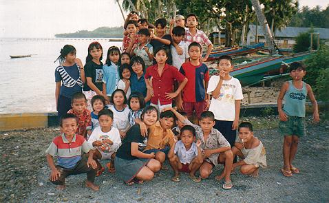 Nias Orphans - Eng