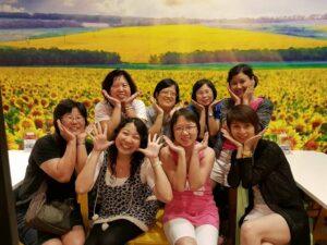 2016 TJCG retreat ladies