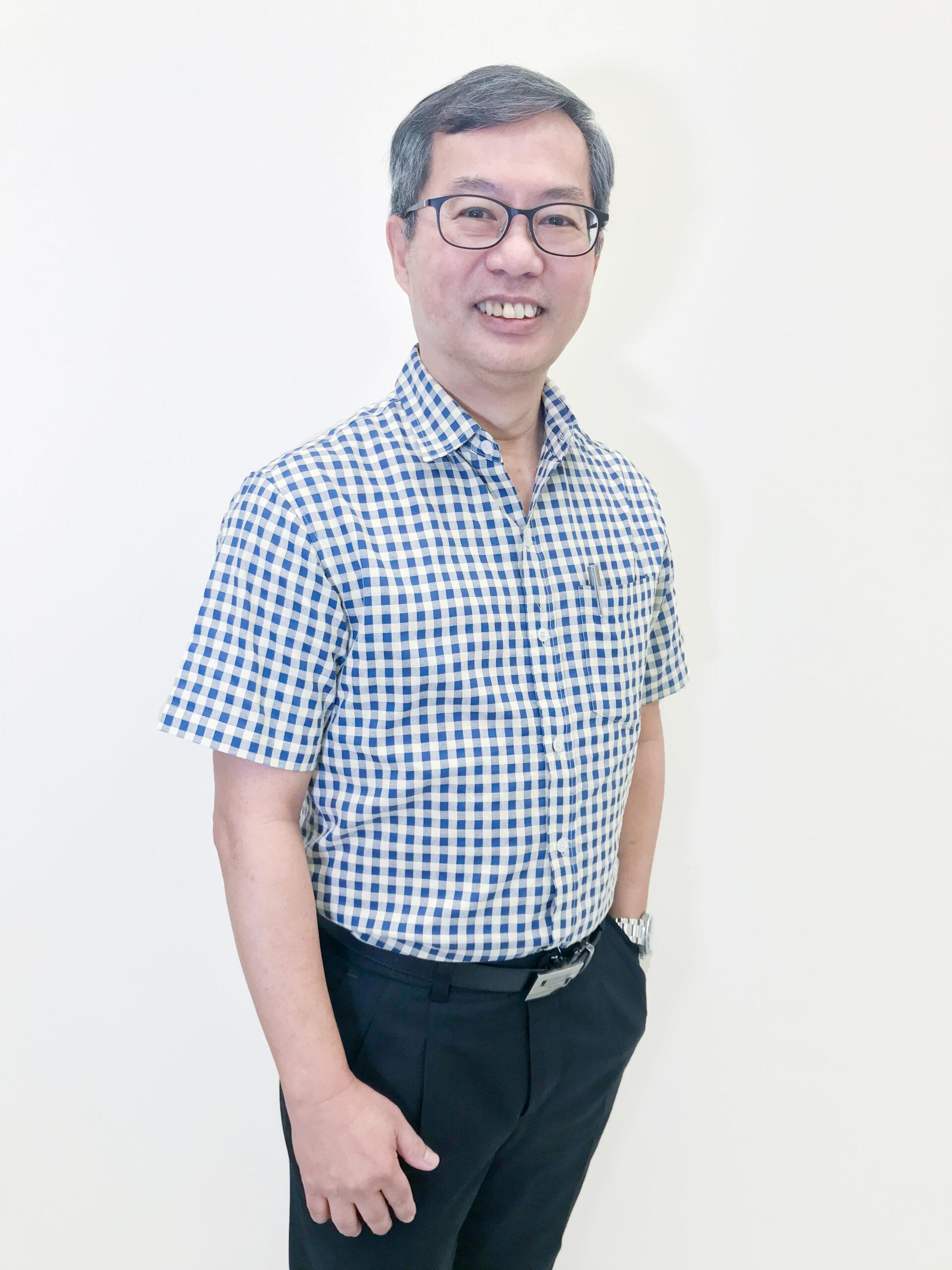 Chong Wong Mui - English Council Chairman 2021