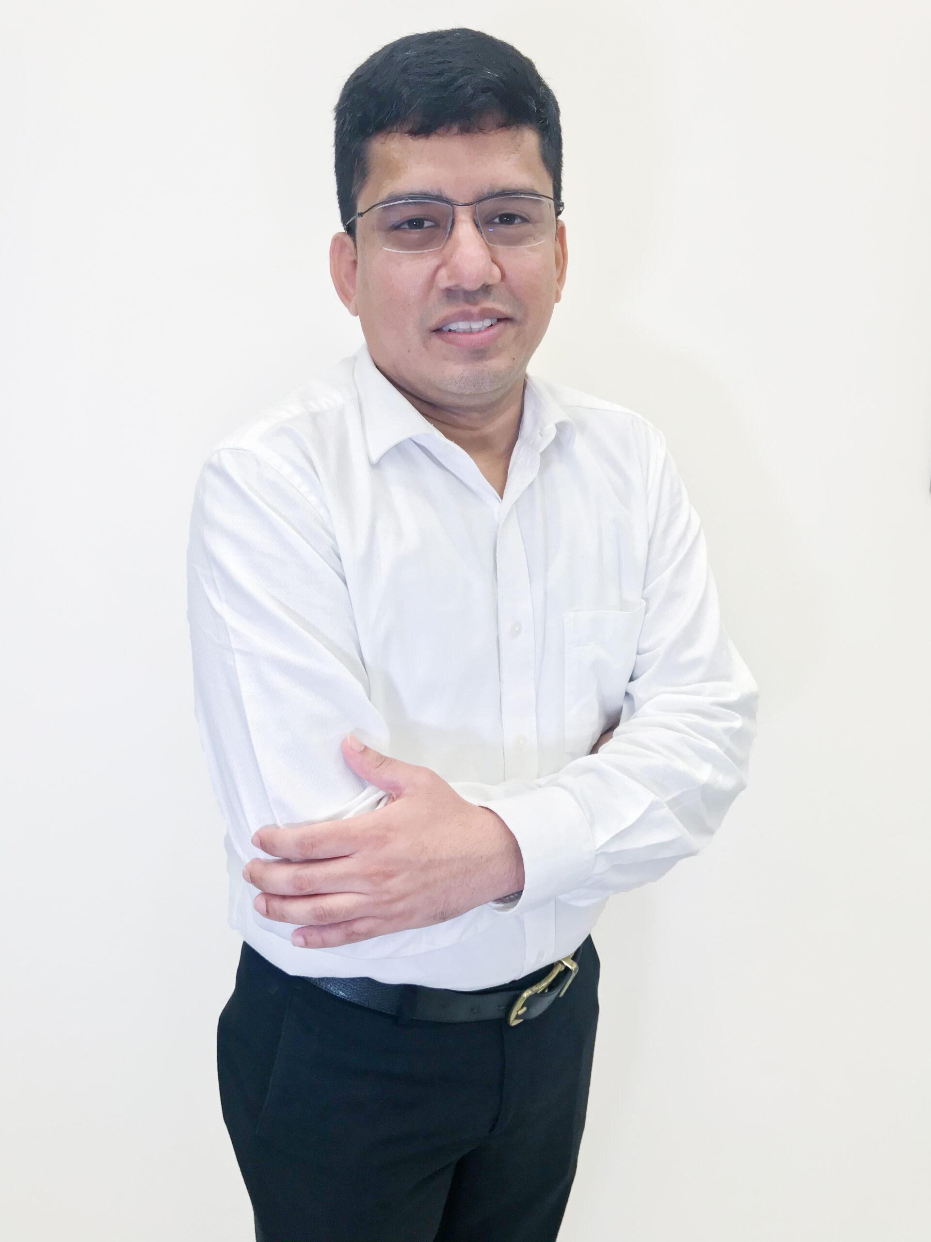 Frank Jonathan - Combined Council Chairman 2021